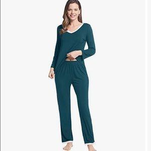 Joyaria Womens Bamboo Pyjama Set NWOT